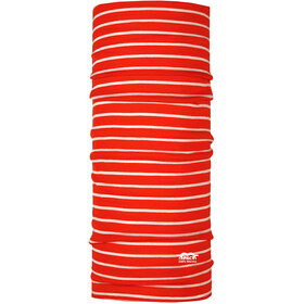 P.A.C. Merino Wool Multitube Kids stripes red
